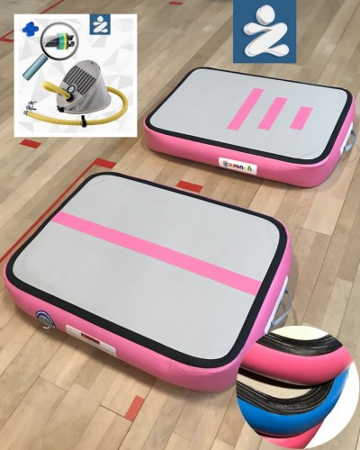Airtrack 15cm Pink AirBoard Air Board Block Fun factory gym