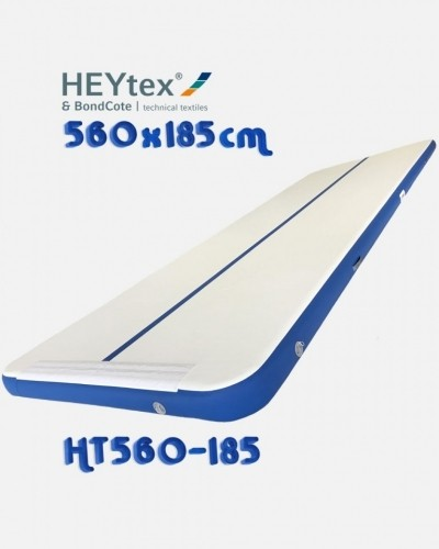 Beste keus 560x185cm Original Gym Track (18ft) HEYtex upgrade
